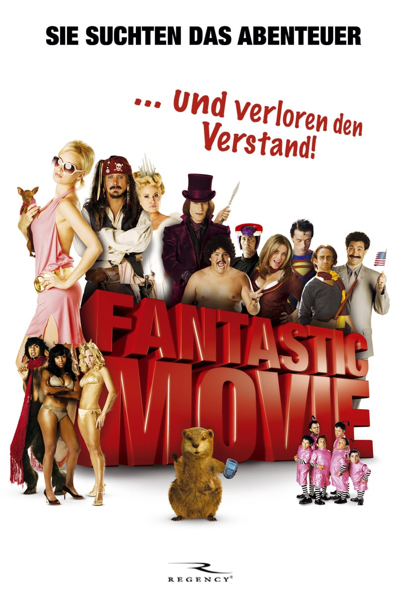"""Plakat von """"Fantastic Movie"""""""