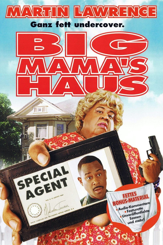 "Plakat von ""Big Mama's Haus"""