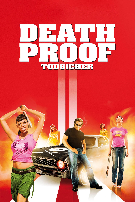 """Plakat von """"Death Proof - Todsicher"""""""