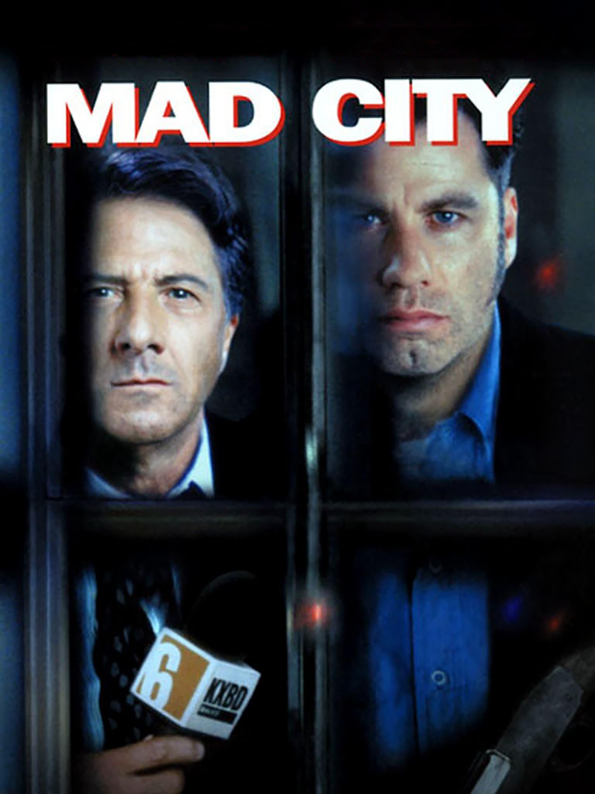 """Plakat von """"Mad City"""""""