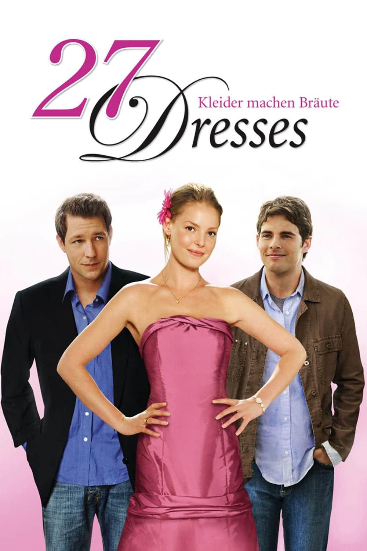 """Plakat von """"27 Dresses - Kleider machen Bräute"""""""