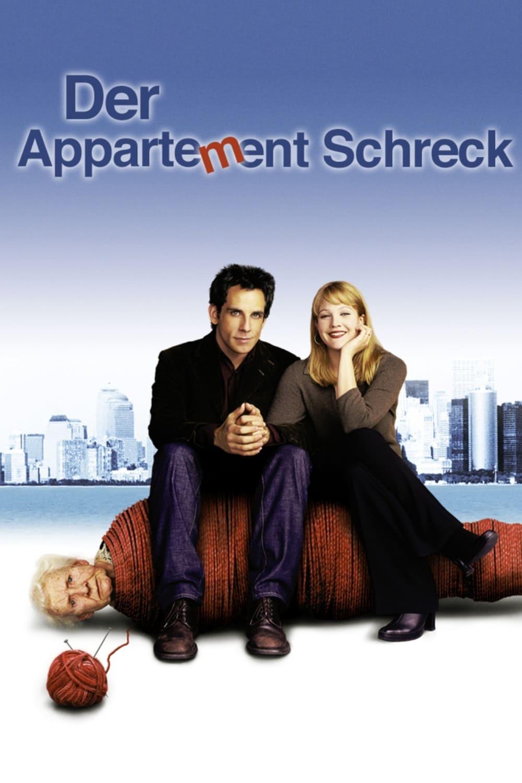 """Plakat von """"Der Appartement-Schreck"""""""