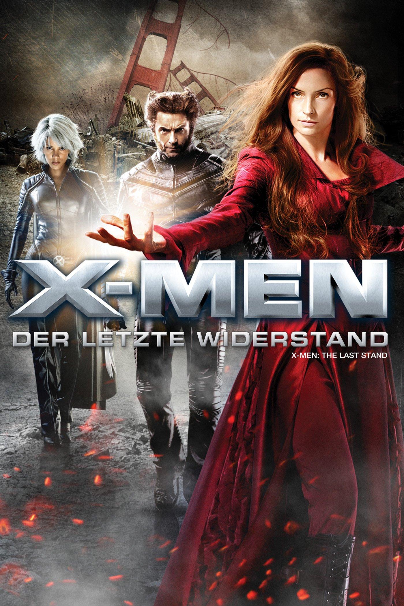 """Plakat von """"X-Men - Der letzte Widerstand"""""""