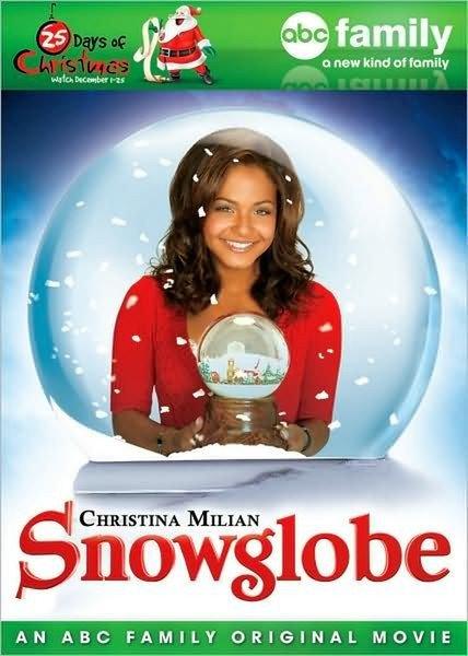 """Plakat von """"Die Schneekugel"""""""