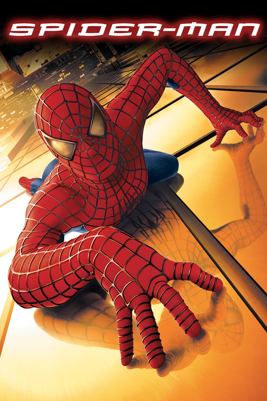 """Plakat von """"Spider-Man"""""""
