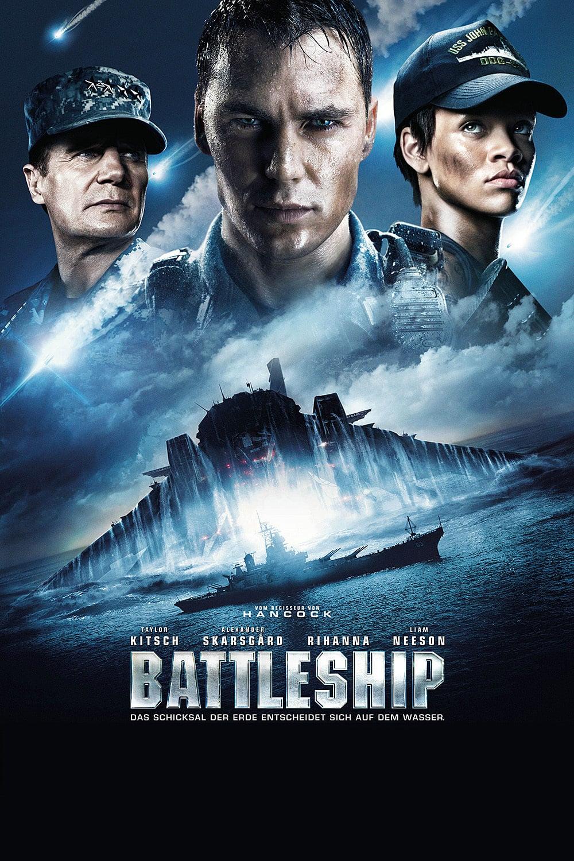 """Plakat von """"Battleship"""""""