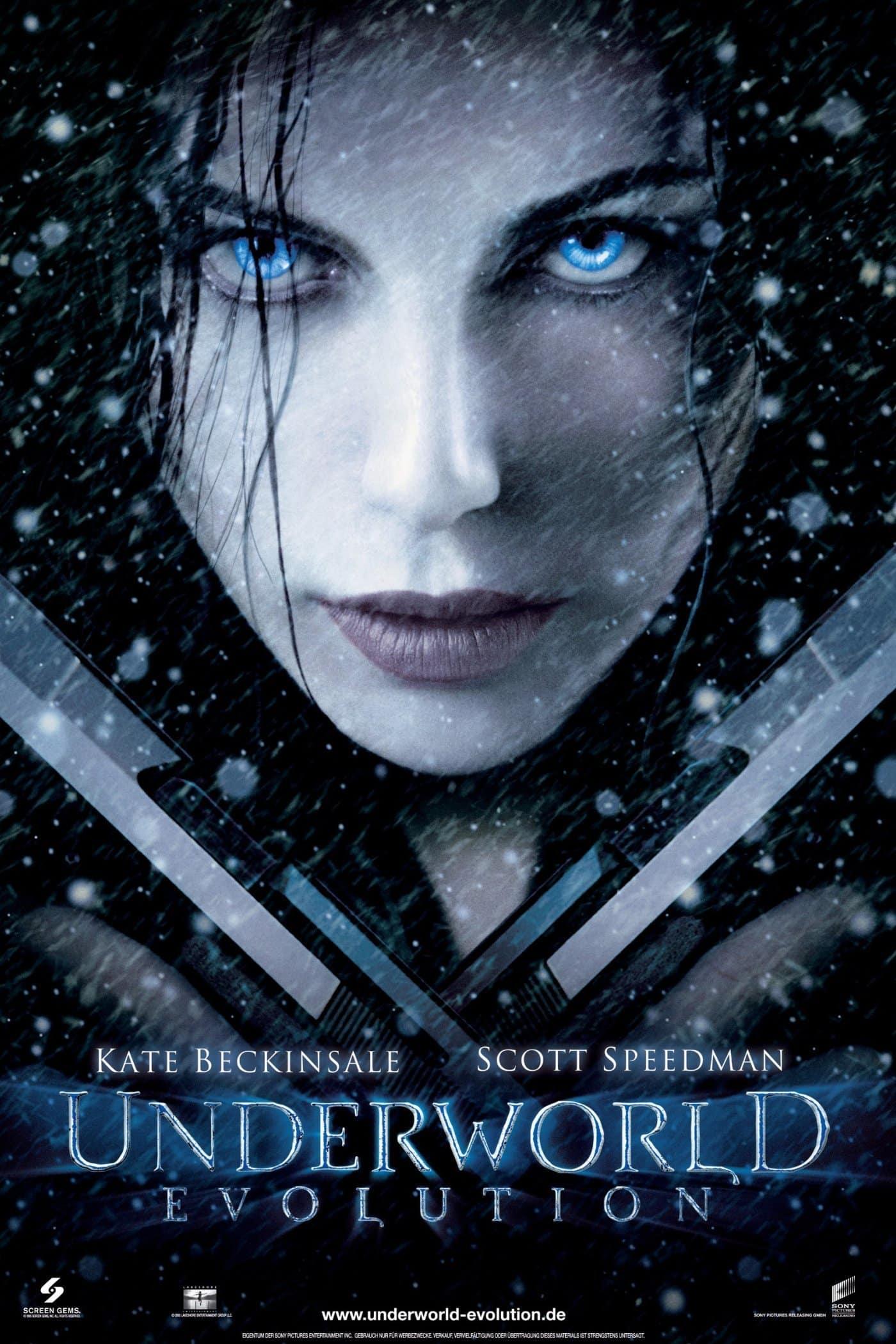 """Plakat von """"Underworld: Evolution"""""""