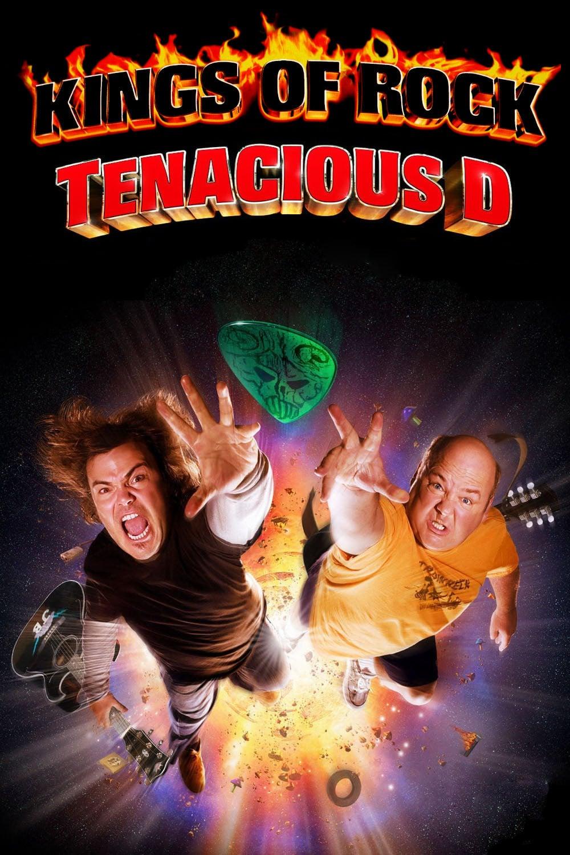 "Plakat von ""Kings of Rock – Tenacious D"""