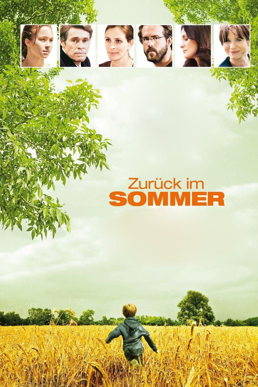 """Plakat von """"Zurück im Sommer"""""""