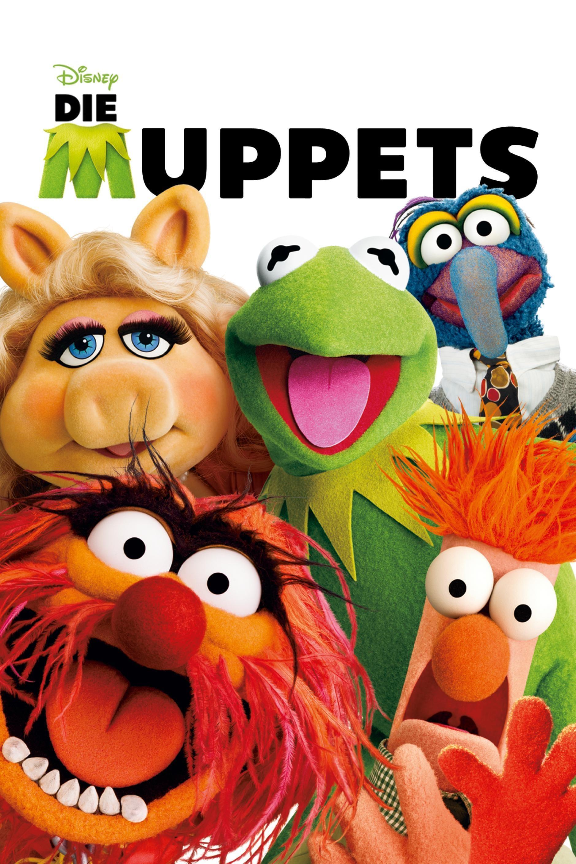 """Plakat von """"Die Muppets"""""""