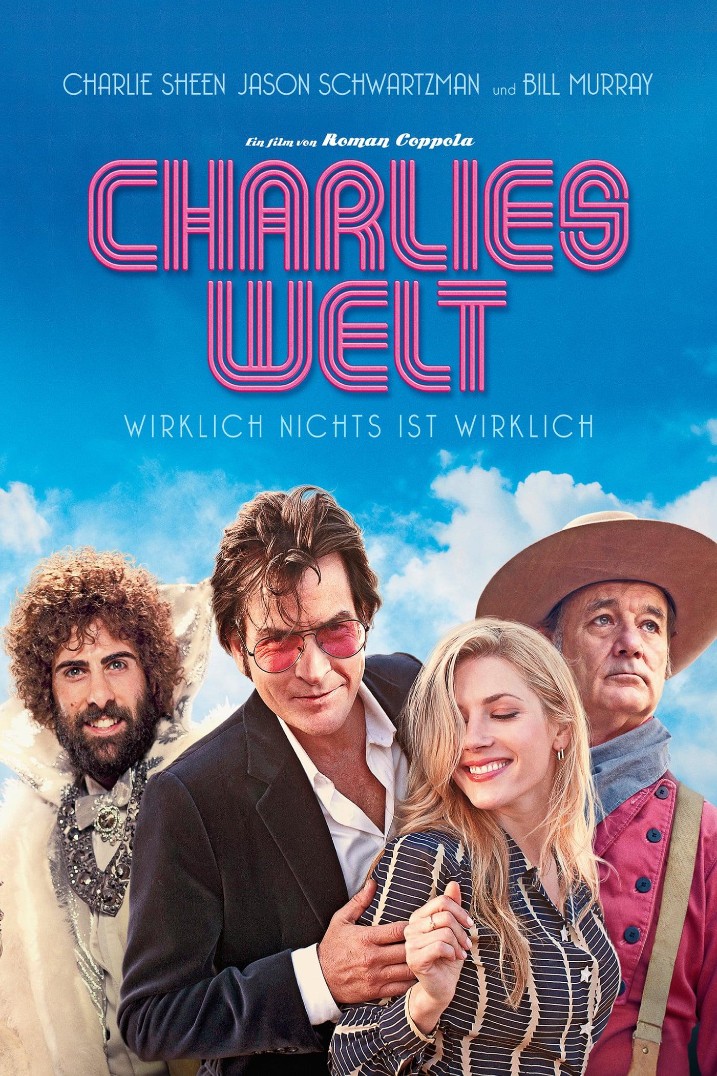 """Plakat von """"Charlies Welt - Wirklich nichts ist wirklich"""""""