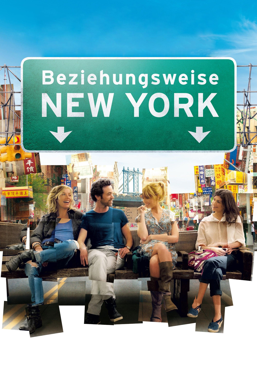 """Plakat von """"Beziehungsweise New York"""""""