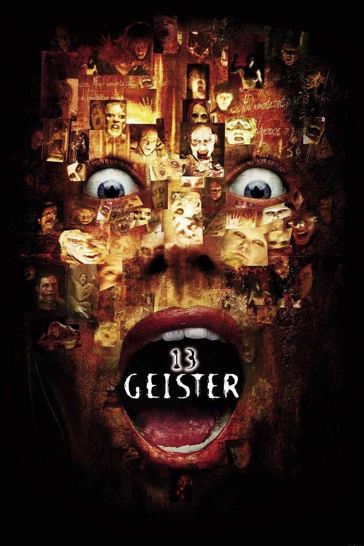 """Plakat von """"13 Geister"""""""