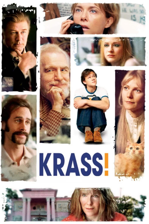 """Plakat von """"Krass"""""""