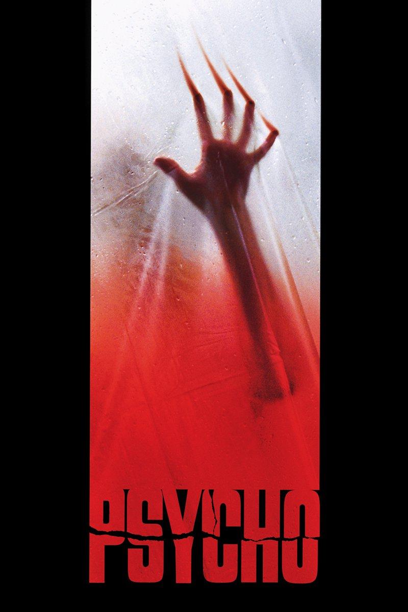 """Plakat von """"Psycho"""""""