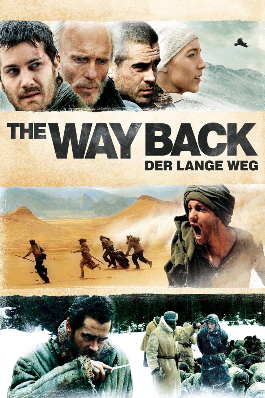 """Plakat von """"The Way Back - Der lange Weg"""""""