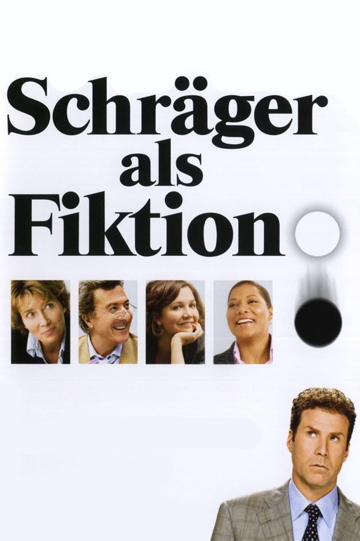 """Plakat von """"Schräger als Fiktion"""""""