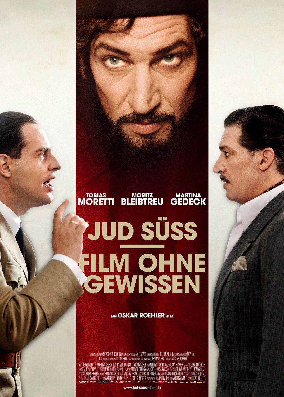 """Plakat von """"Jud Süß - Film ohne Gewissen"""""""