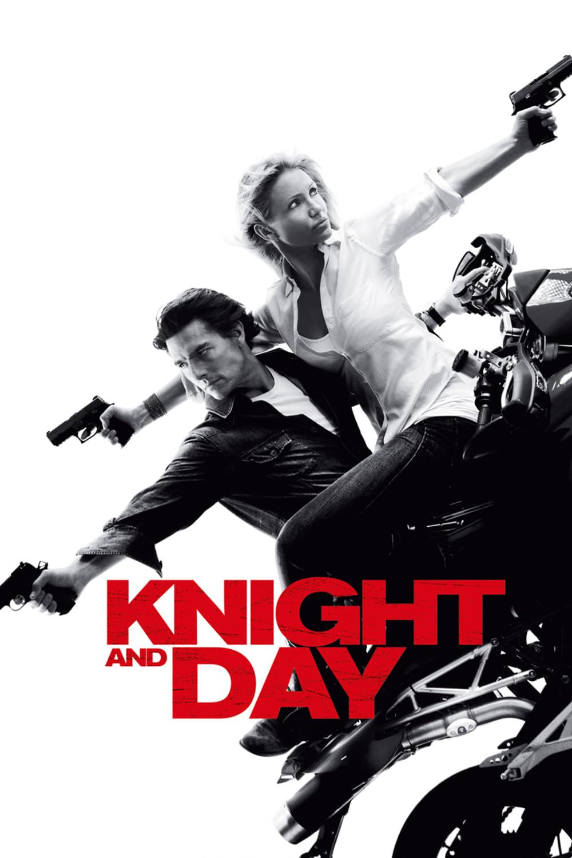 """Plakat von """"Knight and Day"""""""