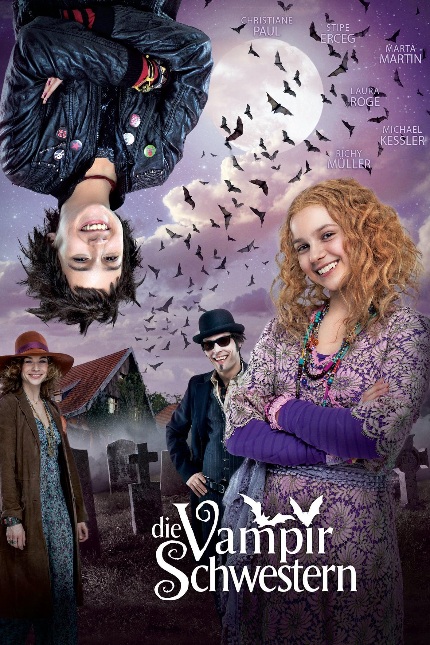 """Plakat von """"Die Vampirschwestern"""""""