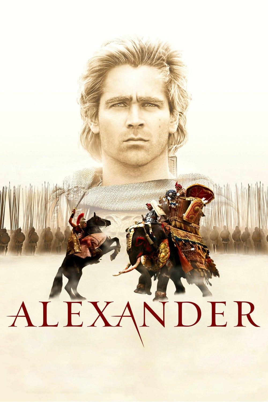 """Plakat von """"Alexander"""""""