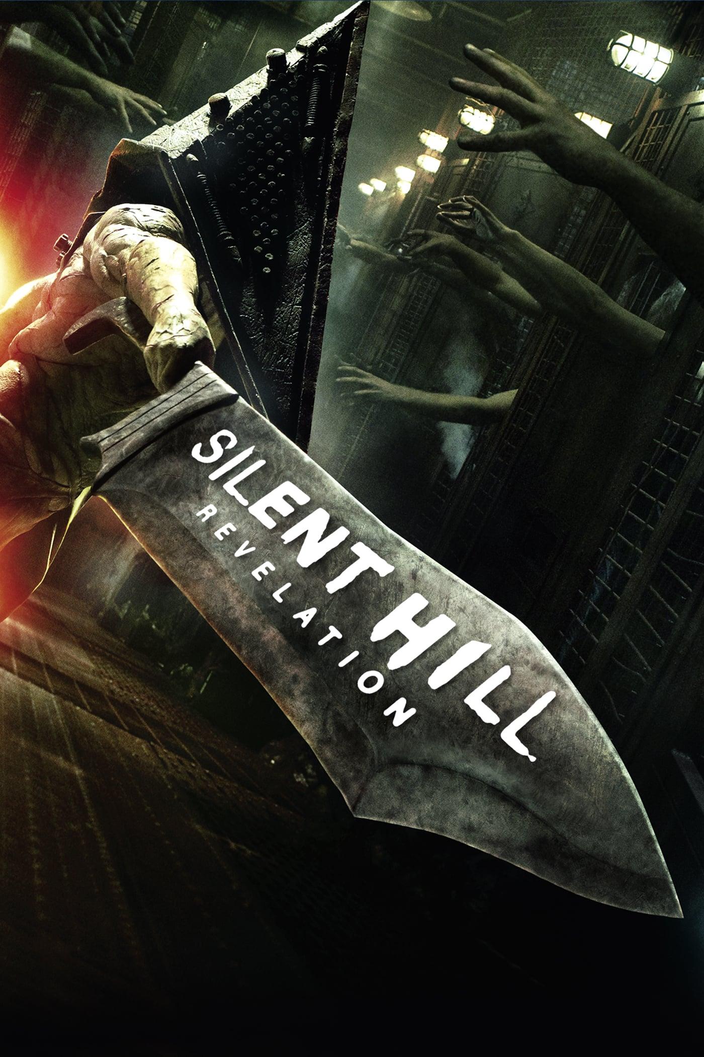 """Plakat von """"Silent Hill: Revelation 3D"""""""