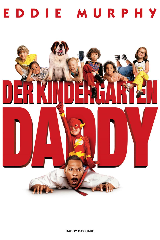 """Plakat von """"Der Kindergarten Daddy"""""""