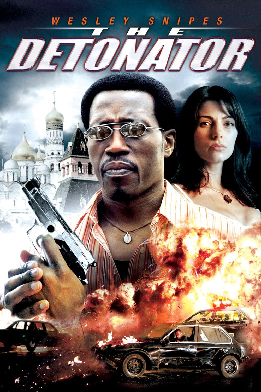 """Plakat von """"The Detonator - Brennender Stahl"""""""