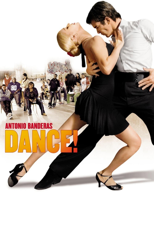 """Plakat von """"Dance! Jeder Traum beginnt mit dem ersten Schritt"""""""