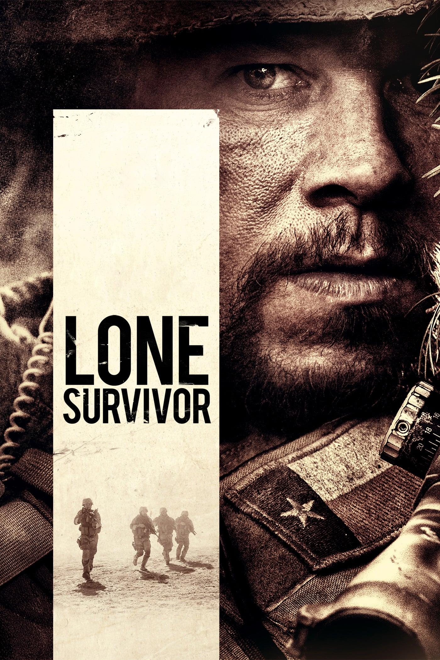 """Plakat von """"Lone Survivor"""""""