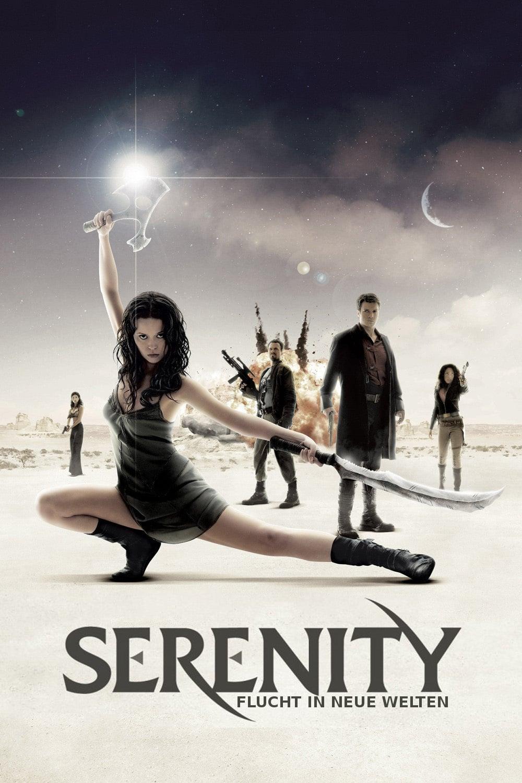 """Plakat von """"Serenity - Flucht in neue Welten"""""""