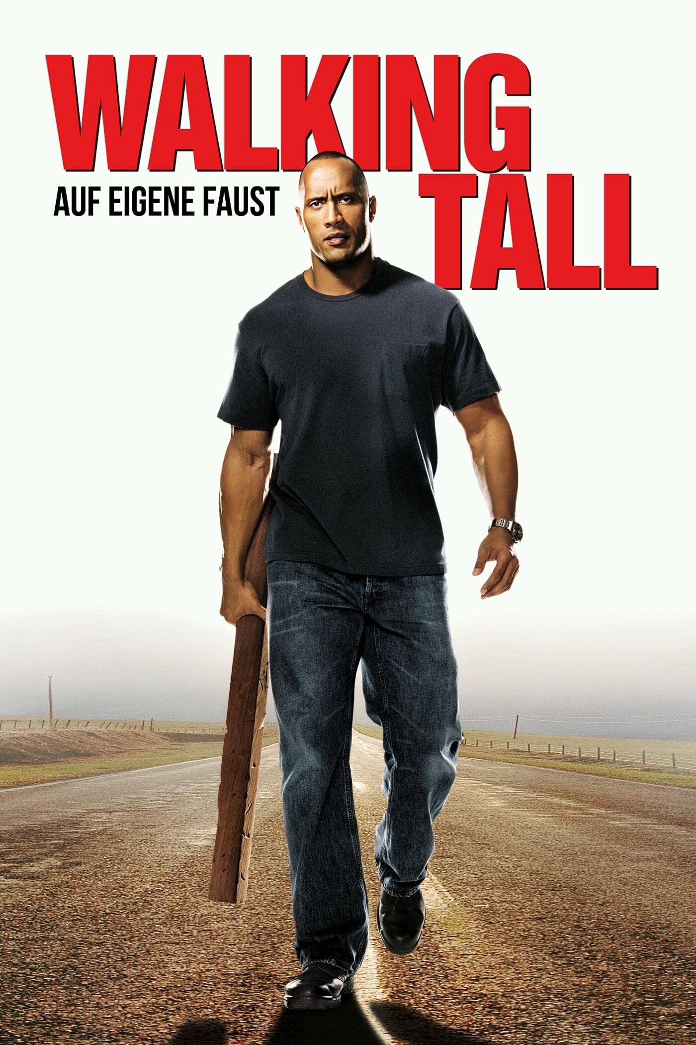 """Plakat von """"Walking Tall - Auf eigene Faust"""""""