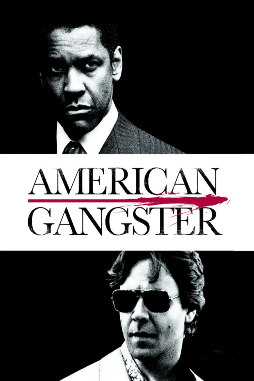 """Plakat von """"American Gangster"""""""