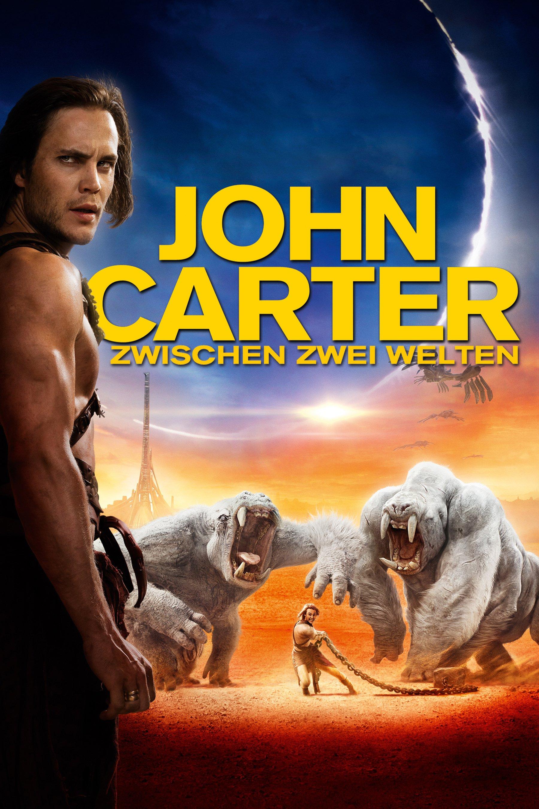 """Plakat von """"John Carter - Zwischen zwei Welten"""""""