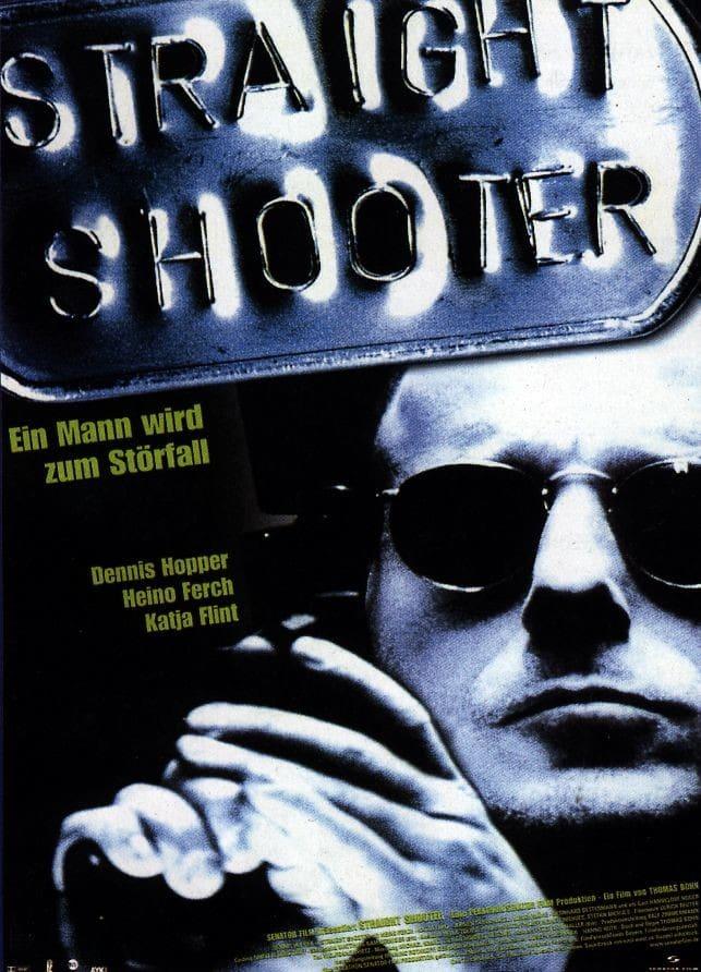 """Plakat von """"Straight Shooter"""""""