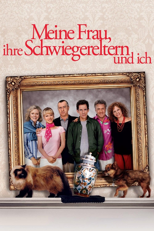 """Plakat von """"Meine Frau, ihre Schwiegereltern und ich"""""""