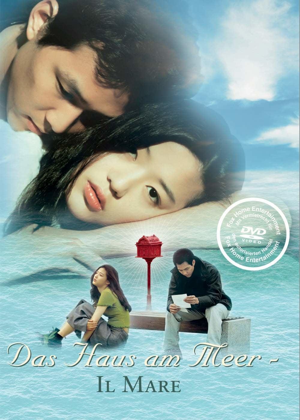 """Plakat von """"Das Haus am Meer - Il Mare"""""""