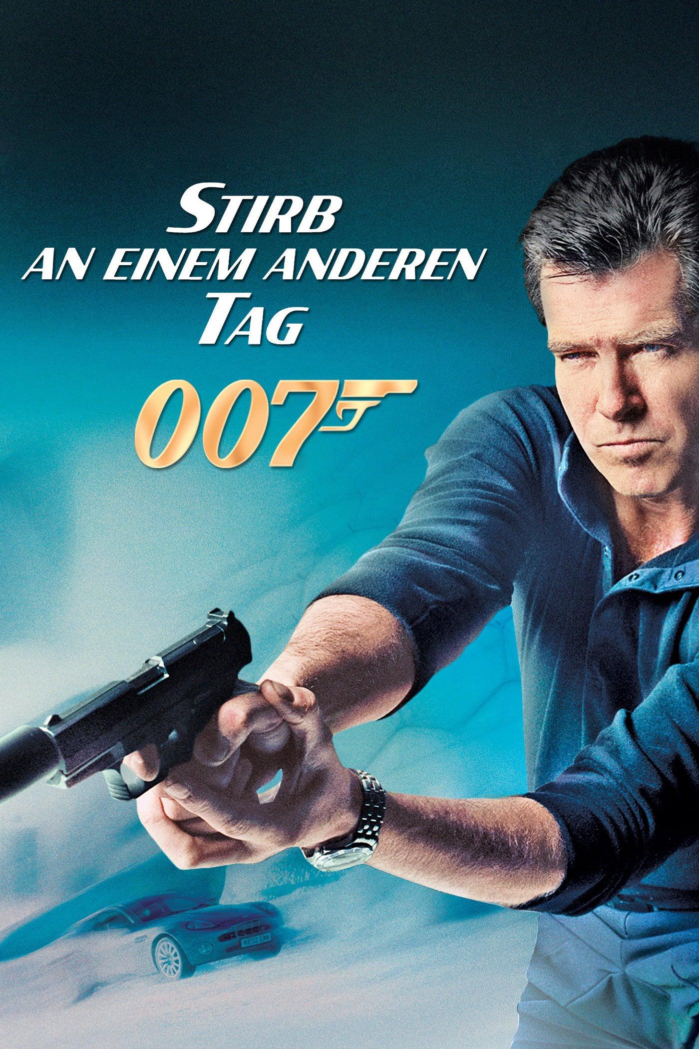 """Plakat von """"James Bond 007 - Stirb an einem anderen Tag"""""""