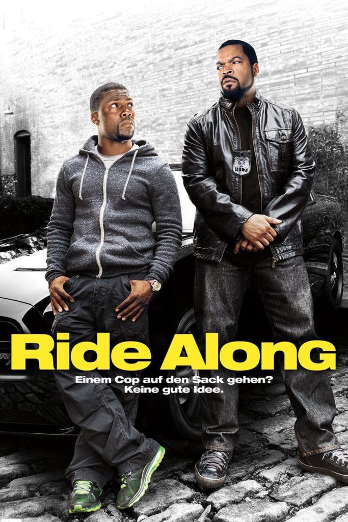 """Plakat von """"Ride Along"""""""