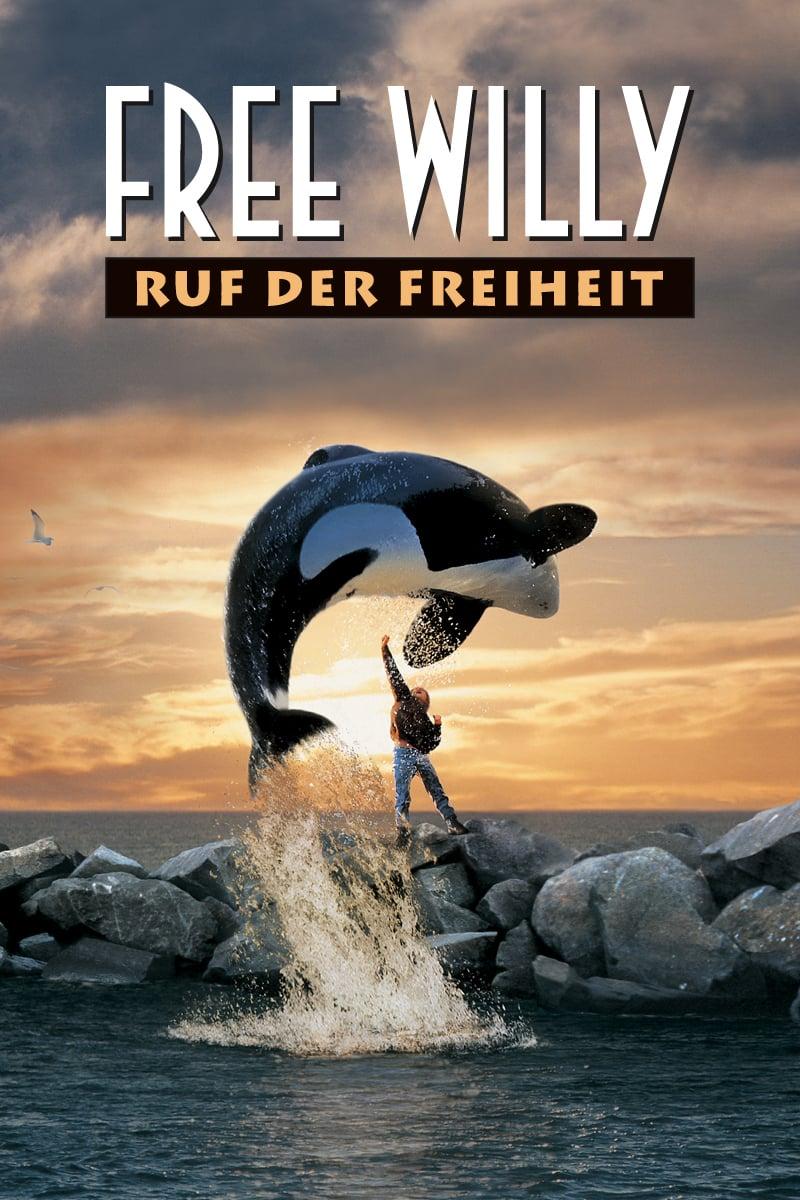 """Plakat von """"Free Willy - Ruf der Freiheit"""""""
