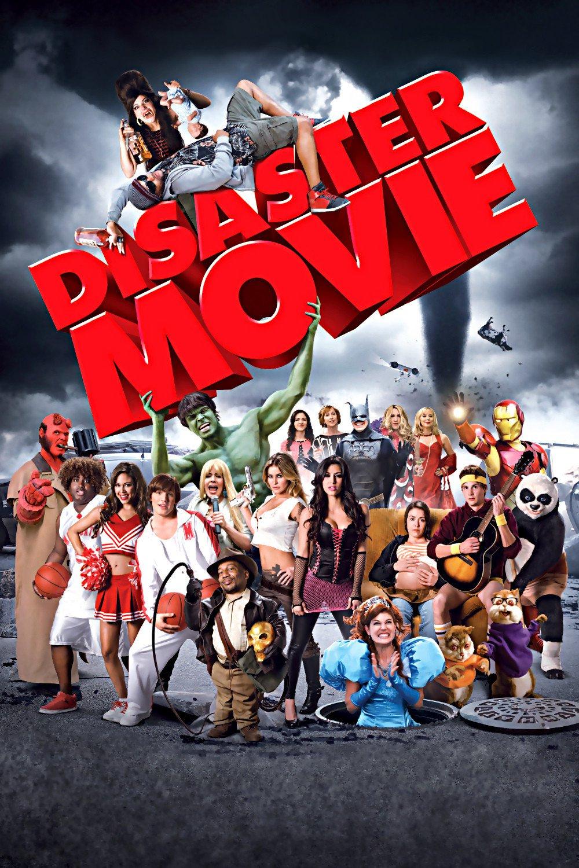 """Plakat von """"Disaster Movie"""""""