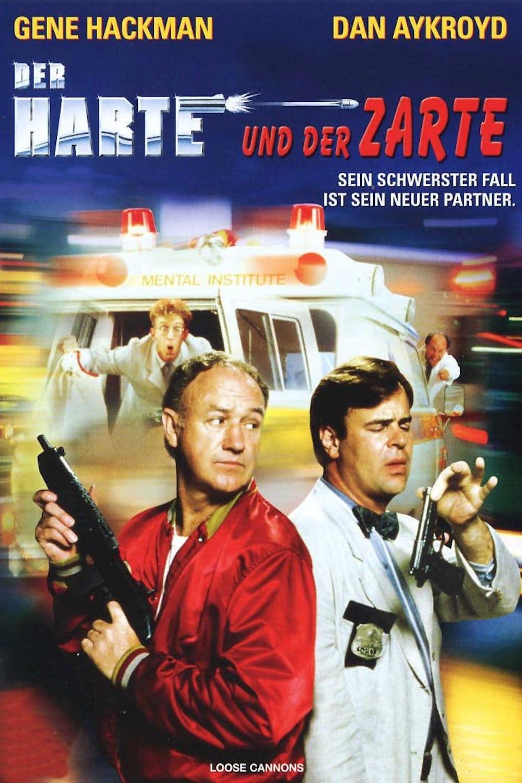 """Plakat von """"Der Harte und der Zarte"""""""