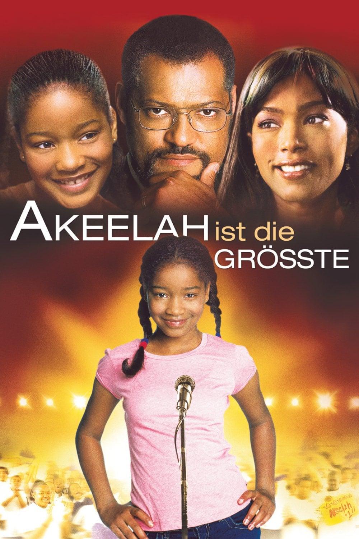 """Plakat von """"Akeelah ist die Größte"""""""