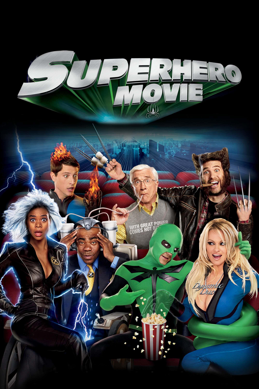 """Plakat von """"Superhero Movie"""""""