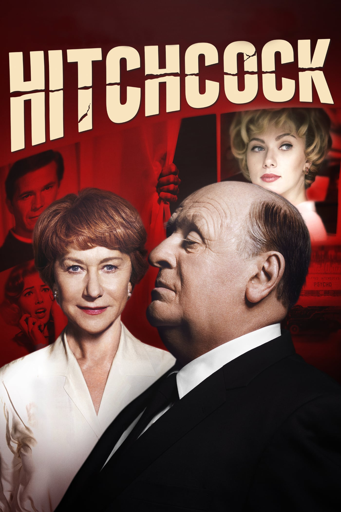 """Plakat von """"Hitchcock"""""""