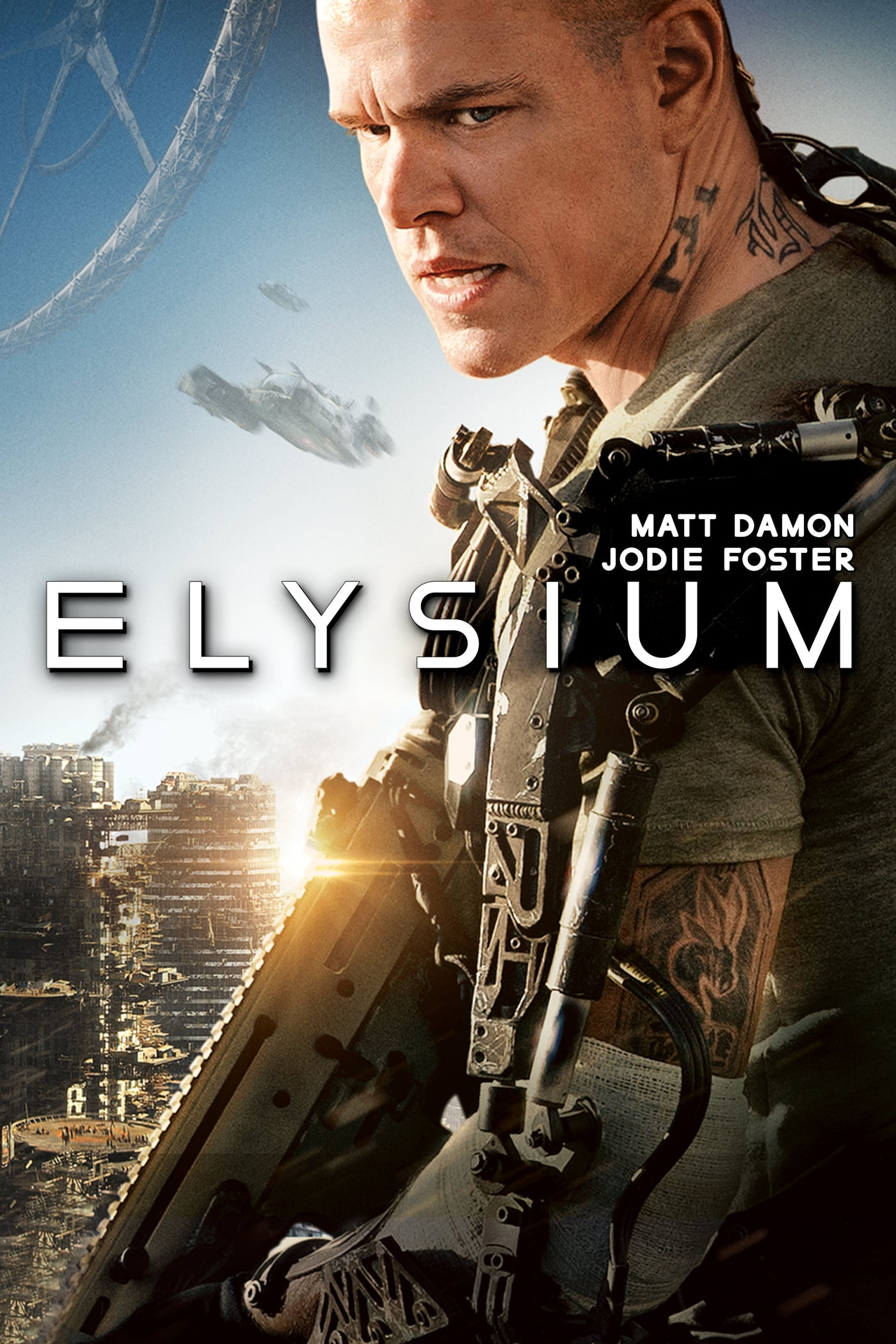 """Plakat von """"Elysium"""""""