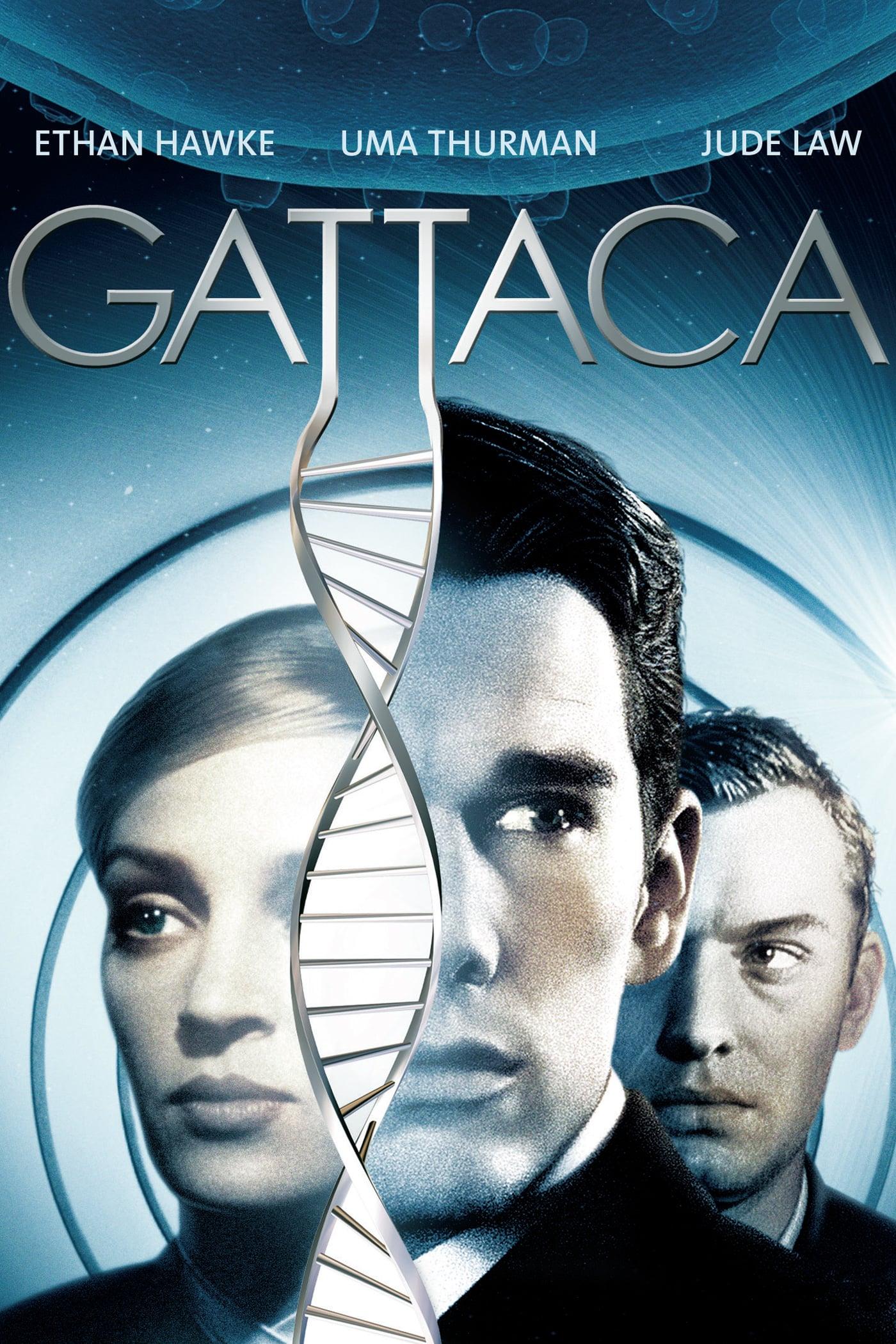 """Plakat von """"Gattaca"""""""