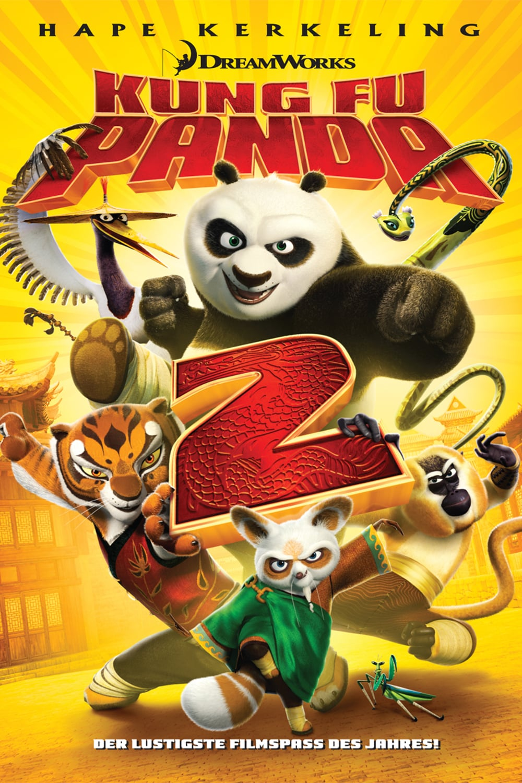 """Plakat von """"Kung Fu Panda 2"""""""