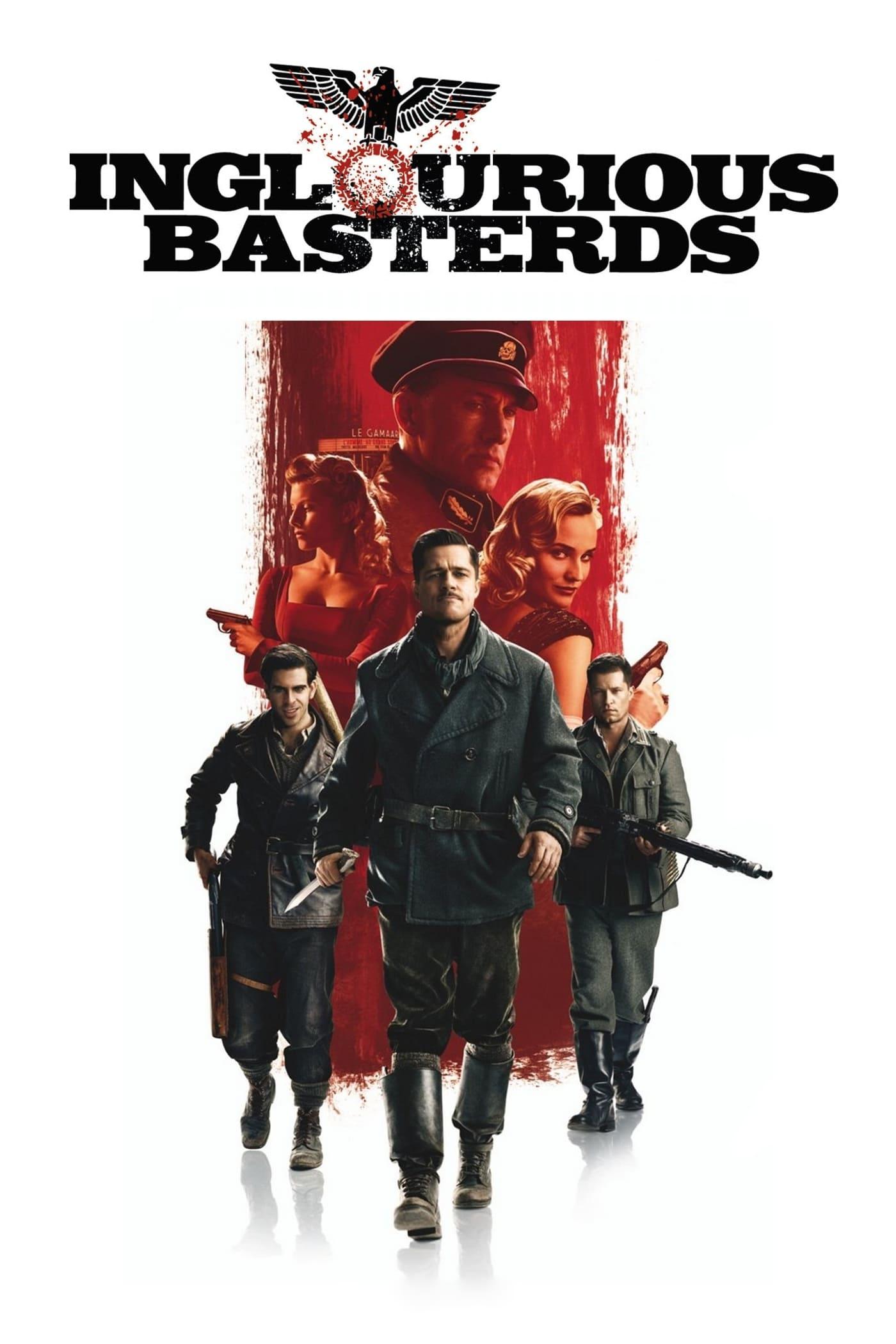 """Plakat von """"Inglourious Basterds"""""""