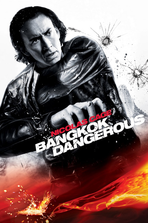 "Plakat von ""Bangkok Dangerous"""